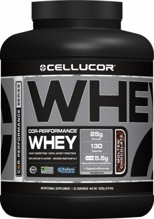 УЕЙ КОР ПЪРФОРМАНС прах 1.82кг ЦЕЛУКОР | WHEY COR PERFORMANCE pwd 1.82kg CELLUCOR