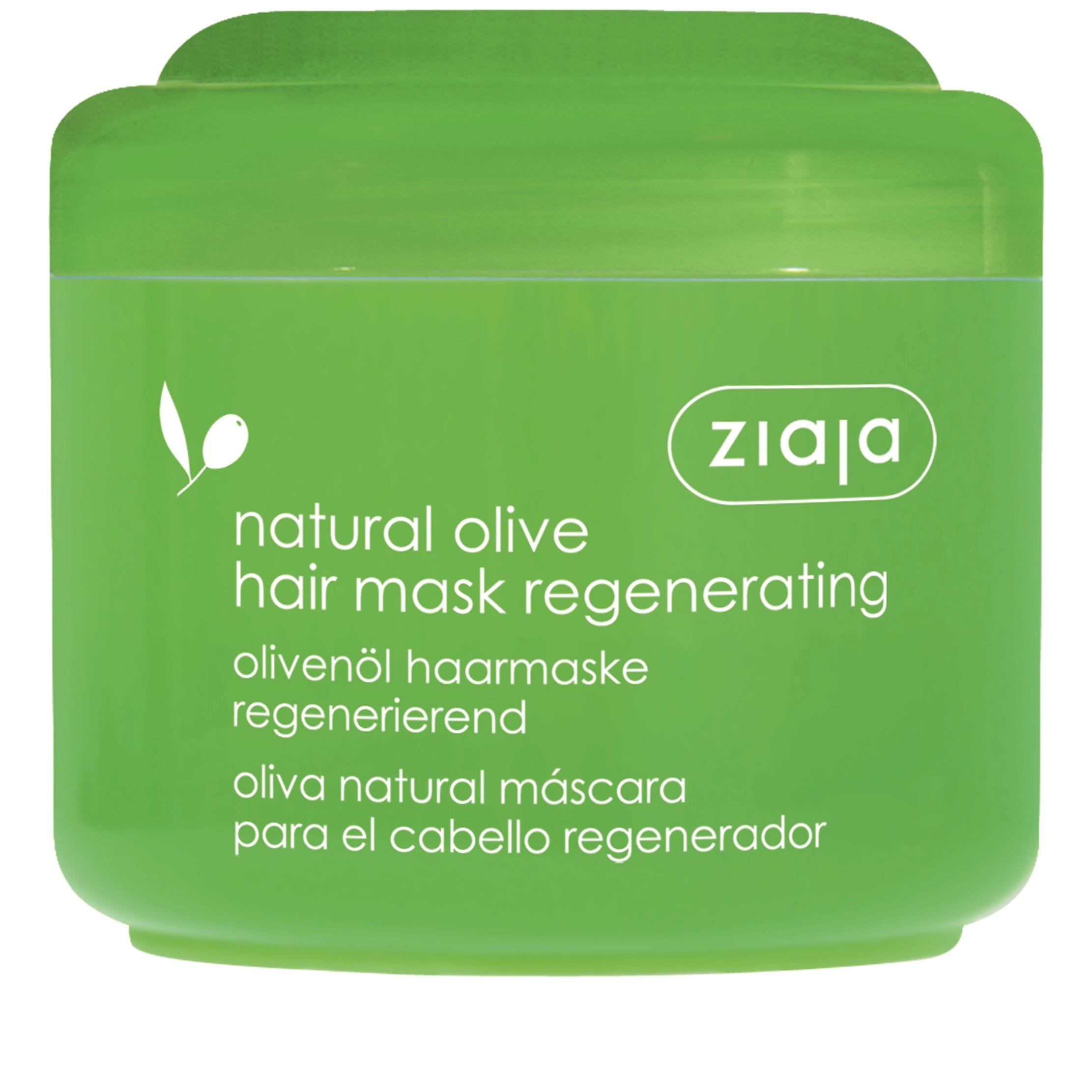 ЖАЯ Маска за коса с маслина 200мл | ZIAJA Natural olive hair mask 200ml