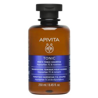 Тоник-шампоан против косопад за мъже x 250мл АПИВИТА | Men's Tonic shampoo against hair loss x 250ml APIVITA