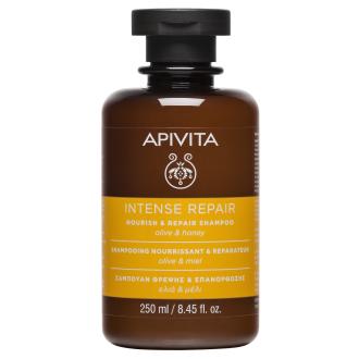 Шампоан за суха коса x 250мл АПИВИТА | Shampoo for dry hair x 250ml APIVITA
