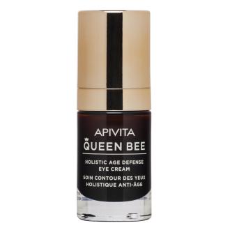 Околоочен крем х 15мл КУИЙН БИЙ АПИВИТА | Holistic Age Defense eye cream x 15ml QUEEN BEE APIVITA