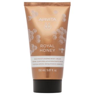 Крем за тяло с мед x 150мл АПИВИТА | Body cream Royal honey  x 150ml APIVITA