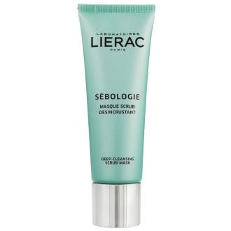 ЛИЕРАК СЕБОЛОДЖИ Ексфолираща маска срещу несъвършенства 50мл | LIERAC SEBOLOGIE Deep cleansing scrub mask 50ml