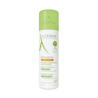 Емолиентен спрей за лице и тяло за суха кожа, склонна към атопия 200мл ЕКЗОМЕГА КОНТРОЛ А-ДЕРМА | Emollient spray 200ml EXOMEGA CONTROL A-DERMA