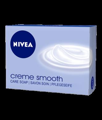 НИВЕА КРЕМ СМУУТ Крем сапун с масло от ший 100гр | NIVEA CREME SMOOTH Creme soap 100g
