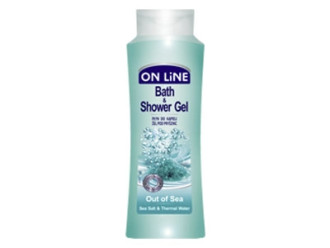 ОН ЛАЙН Душ гел и пяна за вана Марине 750мл | ON LINE Shower gel and bath foam Marine 750ml
