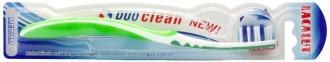 ЛАКАЛУТ Четка за зъби ДУО КЛИЙН | LACALUT Toothbrush DUO CLEAN