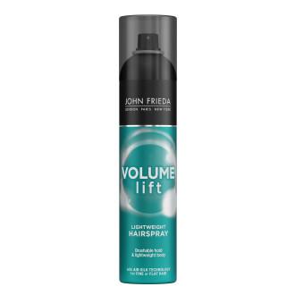 ДЖОН ФРИДА ВОЛЮМ ЛИФТ Фиксиращ спрей за поддържане на обема 250мл | JOHN FRIEDA LUXURIOUS VOLUME Lightweight hair spray 250ml