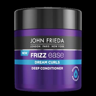 ДЖОН ФРИДА ФРИЗ ИЗИ Маска за подсилване и хидратиране на къдриците 250мл   JOHN FRIEDA FRIZZ EASE Dream curls deep conditioner 250ml