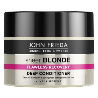 ДЖОН ФРИДА ШИР БЛОНД Възстановяваща маска за руса коса 150мл | JOHN FRIEDA SHEER BLONDE FLAWLESS RECOVERY Deep conditioner 150ml