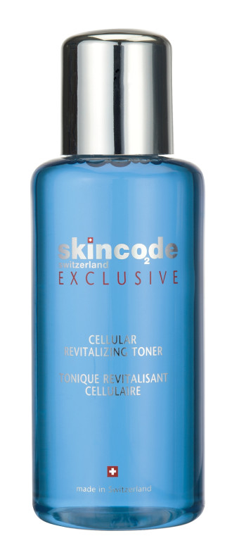 СКИНКОД ЕКСКЛУЗИВ Клетъчен ревитализиращ тоник 200мл | SKINCODE EXCLUSIVE Cellular revitalizing toner 200ml