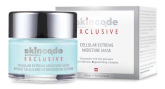 СКИНКОД ЕКСКЛУЗИВ Клетъчна екстремно овлажняваща маска 50мл | SKINCODE EXCLUSIVE Cellular extreme moisture mask 50ml