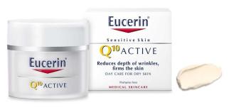 ЮСЕРИН Q10 АКТИВ Дневен крем за суха кожа 50мл | EUCERIN Q10 ACTIVE Day care cream for dry skin 50ml