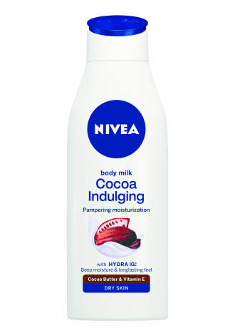 НИВЕА Какао мляко за тяло 200мл | NIVEA Cocoa body milk 200ml