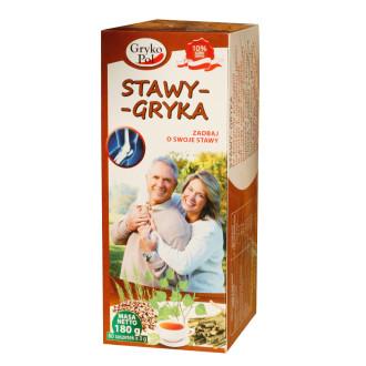 Чай за Стави Грика 60бр филтърни пакетчета, 180гр ГРИКОПОЛ | Tea Stawy-Gryka 60s teabags, 180g GRYKOPOL