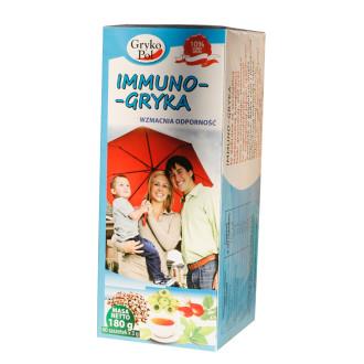 Чай Имуно-Грика 60бр филтърни пакетчета, 180гр ГРИКОПОЛ | Tea Immuno-Gryka 60s teabags, 180g GRYKOPOL
