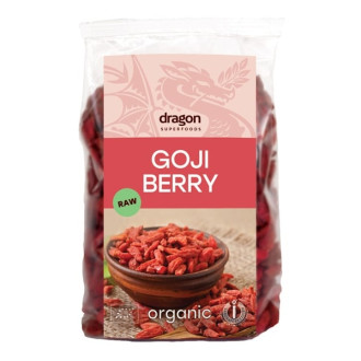 БИО Годжи Бери 100гр ДРАГОН СУПЕРФУУДС | BIO Goji Berry 100g DRAGON SUPERFOODS