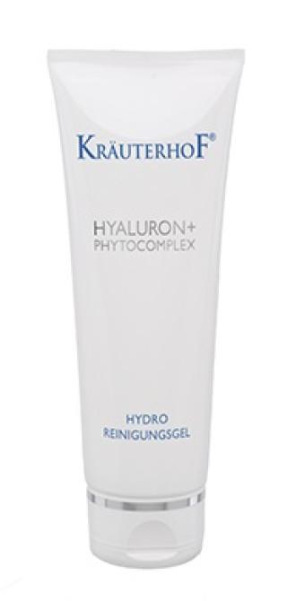 АСАМ КРОЙТЕРХОФ Измиващ хидрогел за лице (супермек, без сулфати) 200мл   ASAM KRAUTERHOF Hyaluron+phytocomplex hydro reingungsgel 200ml