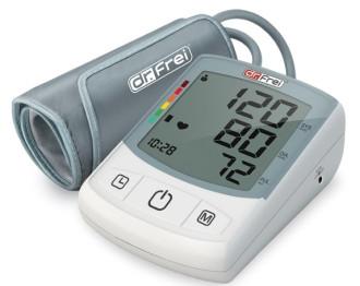ДР. ФРЕЙ Автоматичен апарат за измерване на кръвно налягане на бицепс M200A   DR. FREI Automatic wrist blood pressure monitor for biceps M200A