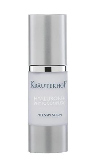 АСАМ КРОЙТЕРХОФ Интензивен серум за лице (с технология Aquapourin) 30мл   ASAM KRAUTERHOF Hyaluron+phytocomplex intensiv serm 30ml