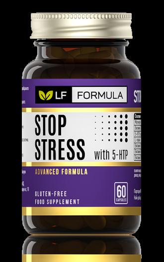 ЛФ ФОРМУЛА Стоп стрес 60бр. капс. ФОРТЕКС | LF FORMULA Stop stress 60s caps FORTEX