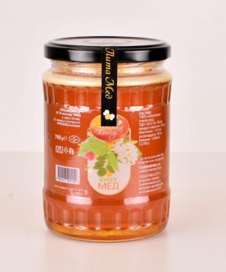 Букет пчелен мед 700гр СЪНИ ХЪНИ | Bouquet Bee Honey 700g SUNNY HONEY