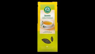 БИО Зелен чай с Жасмин, насипен 75гр ЛЕБЕНСБАУМ | BIO Green tea with Jasmin, loose 75g LEBENSBAUM