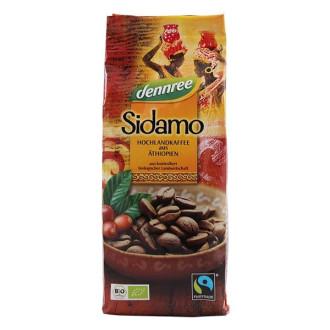 БИО Кафе Сидамо, мляно 250гр ДАНРЕ | BIO Coffee Sidamo, minced 250g DENNREE