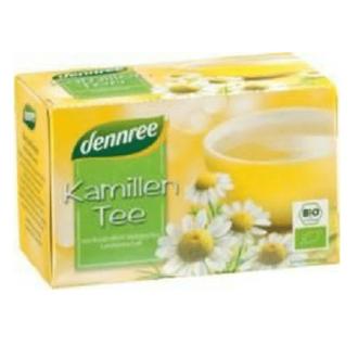 "БИО Чай Лайка пакетчета 20бр, 30гр ДАНРЕ | BIO Tea ""Kammilen"" teabags 20s, 30g DANNREE"