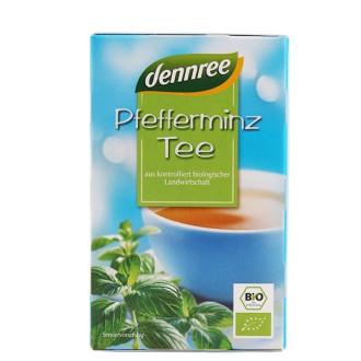 "БИО Чай Мента пакетчета 20бр, 30гр ДАНРЕ | BIO Tea ""Pfefferminz"" teabags 20s, 30g DANNREE"
