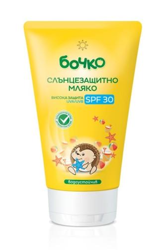 БОЧКО Слънцезащитно мляко SPF30 150мл | BOCHKO Sun protection milk SPF30 150ml