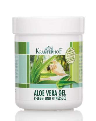 АСАМ КРОЙТЕРХОФ Алое вера гел 96% кутия 100мл | ASAM KRAUTERHOF Aloe vera gel 100ml