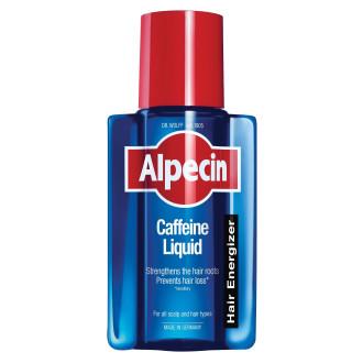 АЛПЕЦИН Кофеинов тоник 200мл | ALPECIN Caffeine liquid 200ml