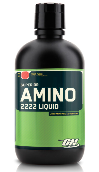 АМИНО 2222 течност 946мл ОПТИМУМ НУТРИШЪН | AMINO 2222 liquid 946ml OPTIMUM NUTRITION