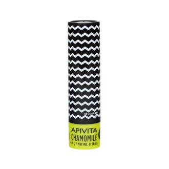 Балсам за устни с Лайка SPF15 4,4гр. АПИВИТА | Lip care with Chamomile SPF15 4,4g APIVITA