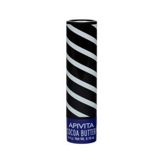 Балсам за устни с Какаово масло SPF20 4,4гр. АПИВИТА | Lip care with Cocoa butter SPF20 4,4g APIVITA