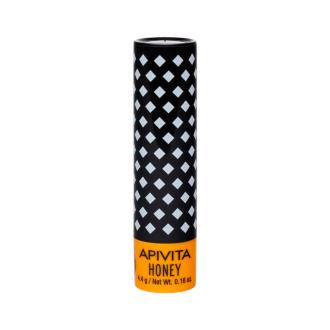 Балсам за устни с Мед 4,4гр. АПИВИТА | Lip care with Honey 4,4g APIVITA