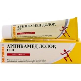 АРНИКАМЕД ДОЛОР гел 50гр. | ARNIKAMED DOLOR gel 50g