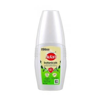 АУТАН БОТАНИКАЛС Растителен лосион против комари x 100мл | AUTAN BOTANICAALS Plant-based lotion against mosquitoes x 100ml