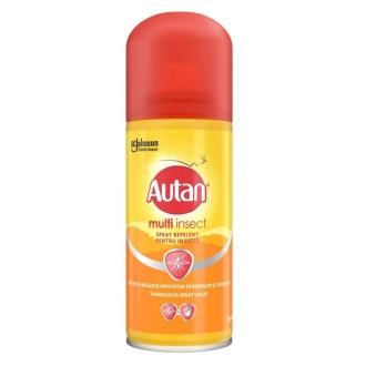 АУТАН Мулти инсект спрей 100мл | AUTAN Multi insect spray 100ml