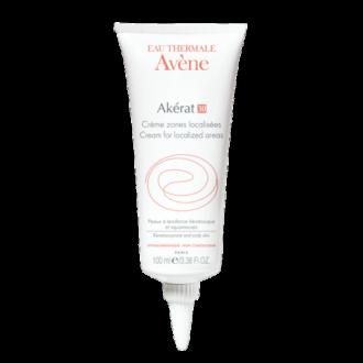 АВЕН АКЕРАТ 30 Крем за локализарани зони 100мл | AVENE AKERAT Cream for localized zones 100ml