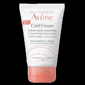 АВЕН КОЛД КРЕМ Концентриран крем за ръце 50мл | AVENE COLD CREAM Concentrate hand cream 50ml