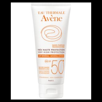 АВЕН СЪН Слънцезащитен минерален крем SPF50+ 50мл | AVENE SUN Very high protection mineral cream SPF50+ 50ml