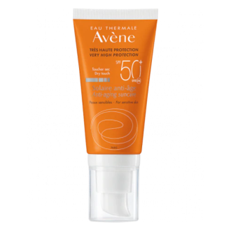 АВЕН СЪН Анти-ейдж слънцезащитен крем SPF50+ 50мл | AVENE SUN Very high protection Anti-age cream SPF50+ 50ml