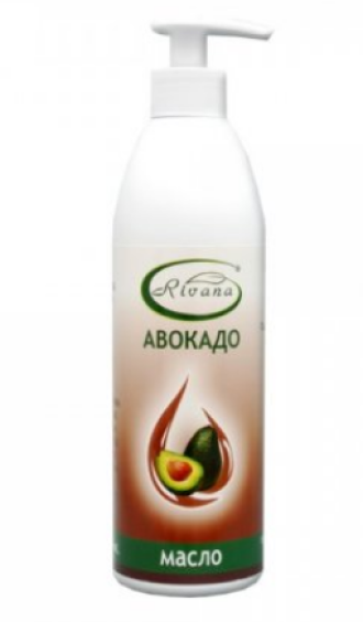 РИВАНА Масло от АВОКАДО 500мл | RIVANA AVOCADO Oil 500ml
