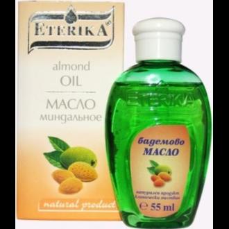 Бадемово масло 55мл ЕТЕРИКА | Almond oil 55ml ETERIKA