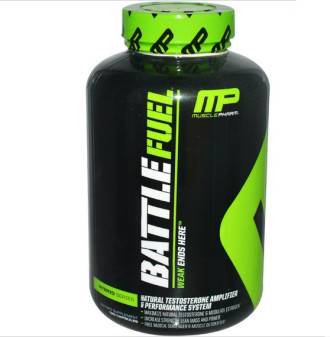 БАТЪЛ ФЮЪЛ капс. 126бр. МЪСЪЛФАРМ | BATTLE FUEL caps. 126s MUSCLEPHARM