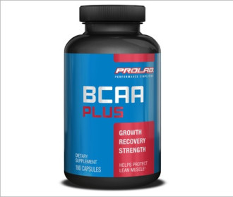 BCAA ПЛЮС капс. 180бр. ПРОЛАБ | BCAA PLUS caps 180s PROLAB