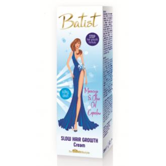 Крем за забавяне растежа на космите х 120мл БАТИСТ | Slow hair growth cream x 120ml BATIST