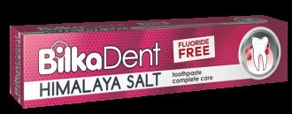 БИЛКА ДЕНТ Паста за зъби с хималайска сол 75мл | BILKA DENT Toothpaste with himalaya salt 75 ml